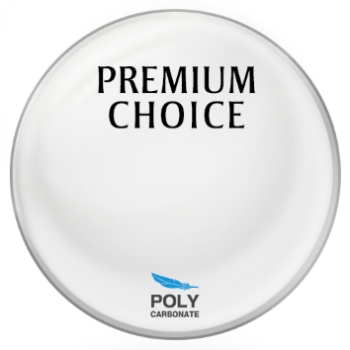 Premium Choice Polycarbonate Plano Lenses